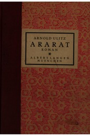 Ararat; roman