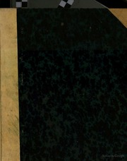 Statistique des volumes des équivalents chimiques et d-autres données relatives a leurs propriétés physiques suivie d-un mémoire sur quelques questions molèculaires par Gratien West