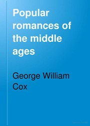 metrical romances of the middle ages Romance during the middle ages has become a wide umbrella term, which   unrhymed alliterative lines is broken up by short metrical rhymed lines – the bob .