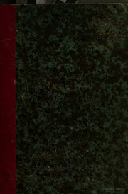 Grammaire de la langue d-oil, Ou grammaire des dialectes francais aux 12. 13. siecles suive d-un glossaire contenant tous les mots de l-ancienne langue qui se trouvent dans l-ouvrage par G. F. Burguy Glossaire etymologique