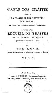 Table des trait s entre la france et les puissances - Guillaume et les garcons a table streaming ...
