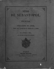 Siége de Sébastopol