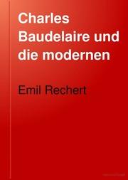 Charles Baudelaire und die modernen