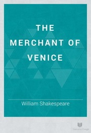 the blindness in william shakespeares the merchant of venice