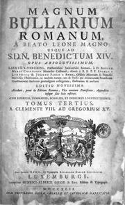 magnum bullarium romanum a beato leone magno usque ad s d. Black Bedroom Furniture Sets. Home Design Ideas