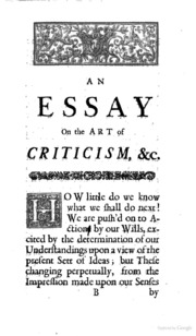 two discourses i an essay on the whole art of criticism as it  i an essay on the whole art of criticism as it relates to painting ii an argument in behalf of the science of a connoisseur wherein is shewn the