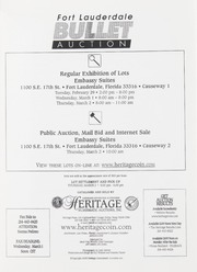 Bullet Auction: Ft. Lauderdale