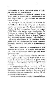 Bulletin de la Commission des antiques de la Seine-Inferieur