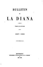 Vol 4: Bulletin de la Diana