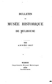 bulletin du mus e historique de mulhouse mus e historique de mulhouse free download borrow. Black Bedroom Furniture Sets. Home Design Ideas