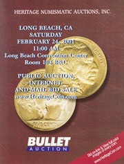 Bullet Auction: Long Beach