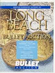 Bullet Auction: Long Beach, June
