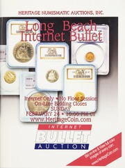 Bullet Auction: Long Beach Internet Bullet