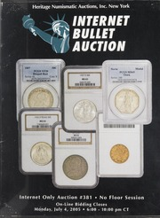 Internet Bullet Auction #381