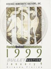 Bullet Auction: Florida United Numismatists