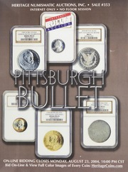 Bullet Auction: Pittsburgh