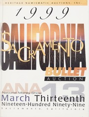 Bullet Auction: ANA National Money Show