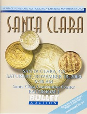 Bullet Auction: Santa Clara