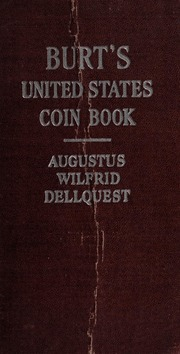 Burt's United States Coin Book