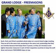 Bush Putin Obama China UK Germany France FREEMASONS ALL nwo