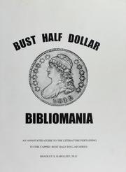 Bust Half Dollar Bibliomania
