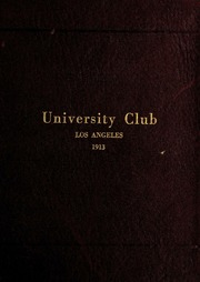 By-laws and house rules, with list of members