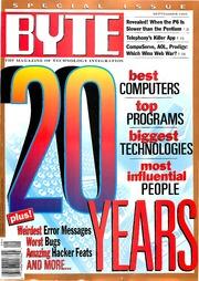 BYTE Magazine : Free Texts : Free Download, Borrow and