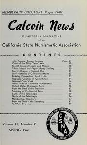 Calcoin News, vol. 15, no. 2