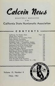 Calcoin News, vol. 15, no. 4