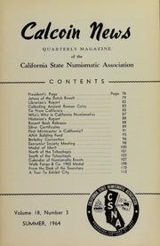 Calcoin News, vol. 18, no. 3