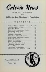 Calcoin News, vol. 18, no. 4
