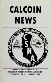 Calcoin News, vol. 56, no. 3