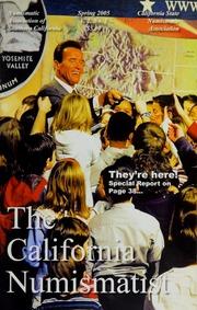 The California Numismatist (Spring 2005) (pg. 13)