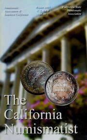 The California Numismatist (Winter 2005) (pg. 68)