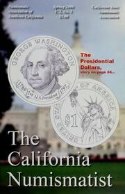 The California Numismatist (Spring 2006) (pg. 62)