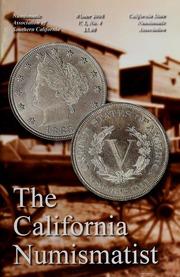 The California Numismatist (Winter 2006) (pg. 70)