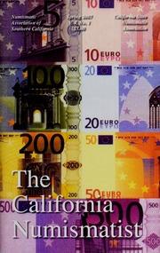 The California Numismatist (Spring 2007) (pg. 74)