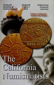 The California Numismatist (Winter 2008) (pg. 22)