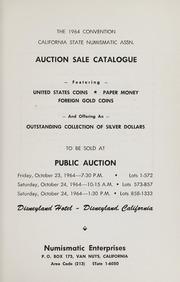 California State Numismatic Association Convention Auction Sale