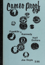 Cameo Proof: Franklin and Kennedy Half Dollars