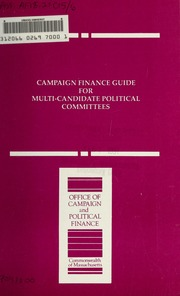 campaign finance essay questions