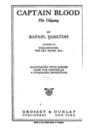 Captain blood his odyssey rafael sabatini free download captain blood his odyssey rafael sabatini free download streaming internet archive fandeluxe Ebook collections