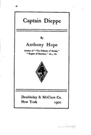 captain dieppe hope anthony 18631933 free download
