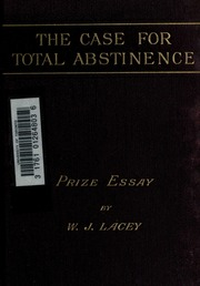 ancient eugenics the arnold prize essay for roper allen g  the case for total abstinence prize essay