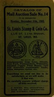Catalog of mail auction sale no. 14. [12/11/1905]