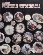 Catalog of Western Good For Trade Mirrors