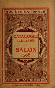 Catalogue illustr du salon de soci t nationale des for Salon des beaux arts