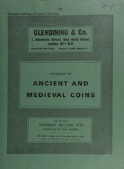 Catalogue of ancient coins, [containing] a Kushans, Coemo Kadphises II distater, Kadphises, helmeted, seated facing cross-legged on clouds, rev. Siva standing, holding trident; and medieval coins, ... [06/03/1976]