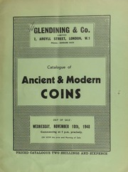 Catalogue of ancient & modern coins, including Julian II the Philosopher (355-360), solidus, bearded, diademed and draped bust; Order of the Garter, Chancellor's gold neck chain and badge; George III, Cambridge University's Chancellor's medal;  ... [11/10/1948]