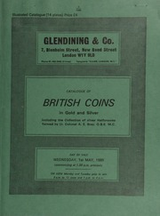 Catalogue of British coins, in gold and silver, [including] a Charles I Scarborough shilling, type 2, \Colchester Siege Shilling\ inscribed in ink on the reverse; [also] a collection of crowns, formed by Mr. Frank Gilboy; ... [05/01/1985]